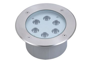Cina LED Underground Light Color Opsional 9 X 3W IP67 100V - 240V Φ160mm RoHS Disetujui pemasok