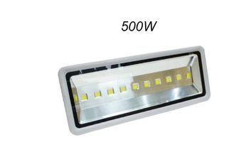 Cina High Efficiency Outdoor LED Flood Light White untuk Pencahayaan Pertanian Umur Panjang 500W pemasok