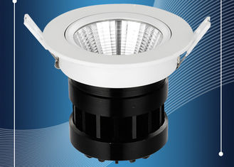 Cina Lampu LED Downlight Anti Layang yang Fleksibel High CRI, Recessed Lighting For Bathrooms pemasok