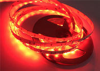 Cina RGB 020 SMD Side Emitting Led Strip Lampu Fleksibel DC24V 60pcs / Meter pabrik