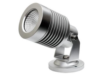 Cina 6W COB LED Spotlight Outdoor Garden Dengan RGBW 4 In 1 Color High Voltage Distributor