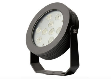 Cina ABS Spike LED Garden Spotlight Dengan Driver Arus Konstan 9Pcs High Power LED pabrik