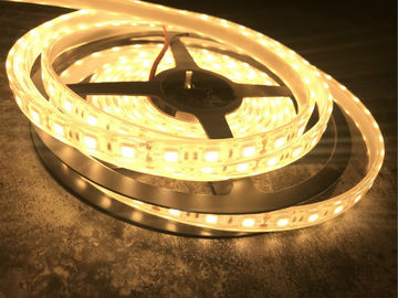 Cina 2700K Warm White Fleksibel LED Strip Light Untuk Pool 40000H Seumur Hidup Distributor